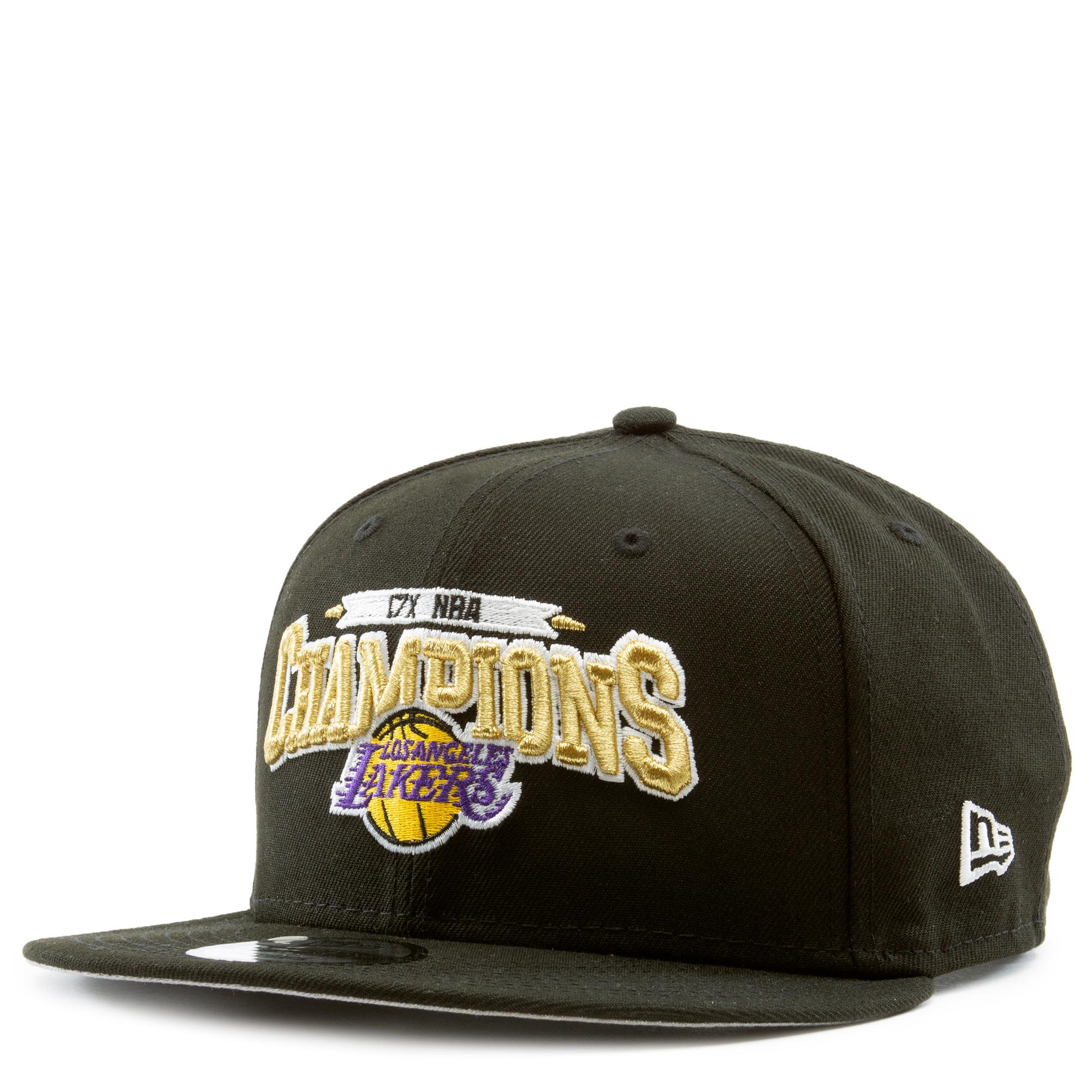 Los Angeles Lakers 2020 NBA Champs 950 Snapback Hat