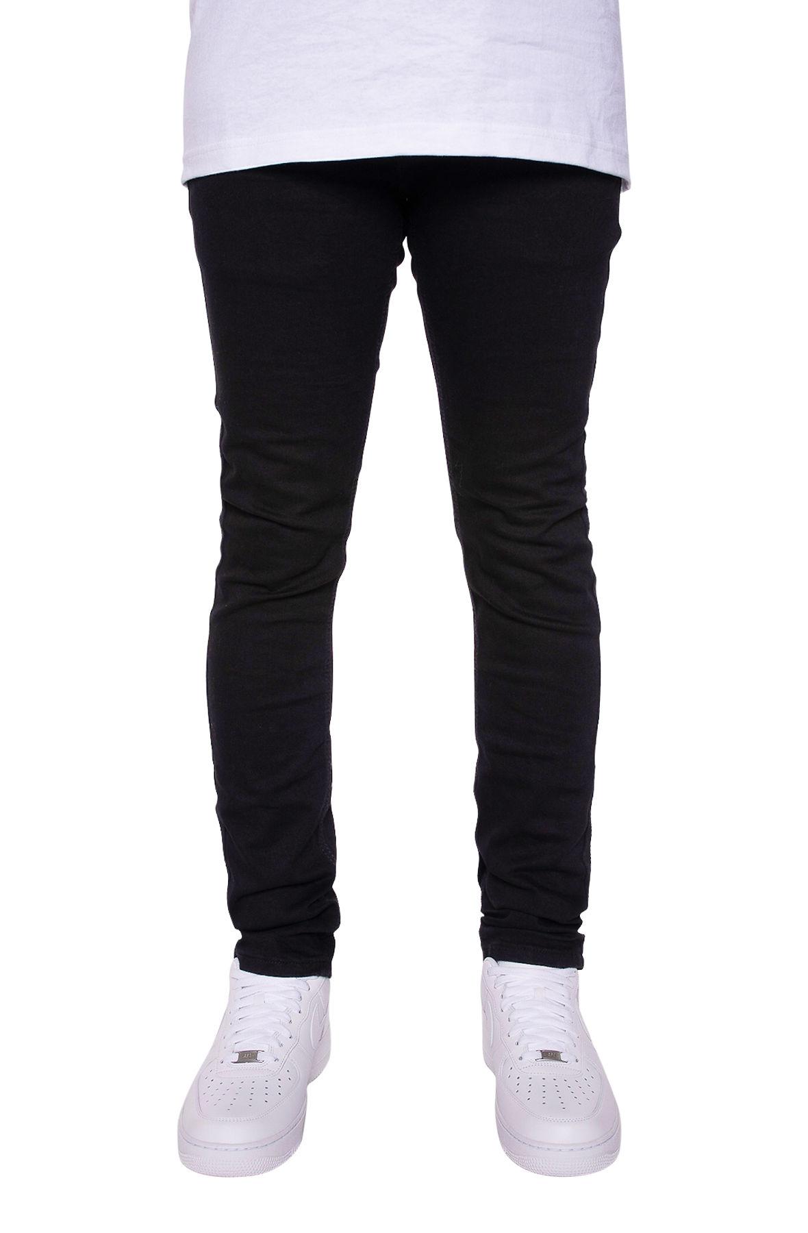 Image of Victory Skinny Jeans in Black