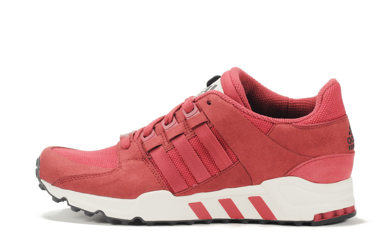 Image of Adidas for Men: Equipment Running Support Red Sneaker