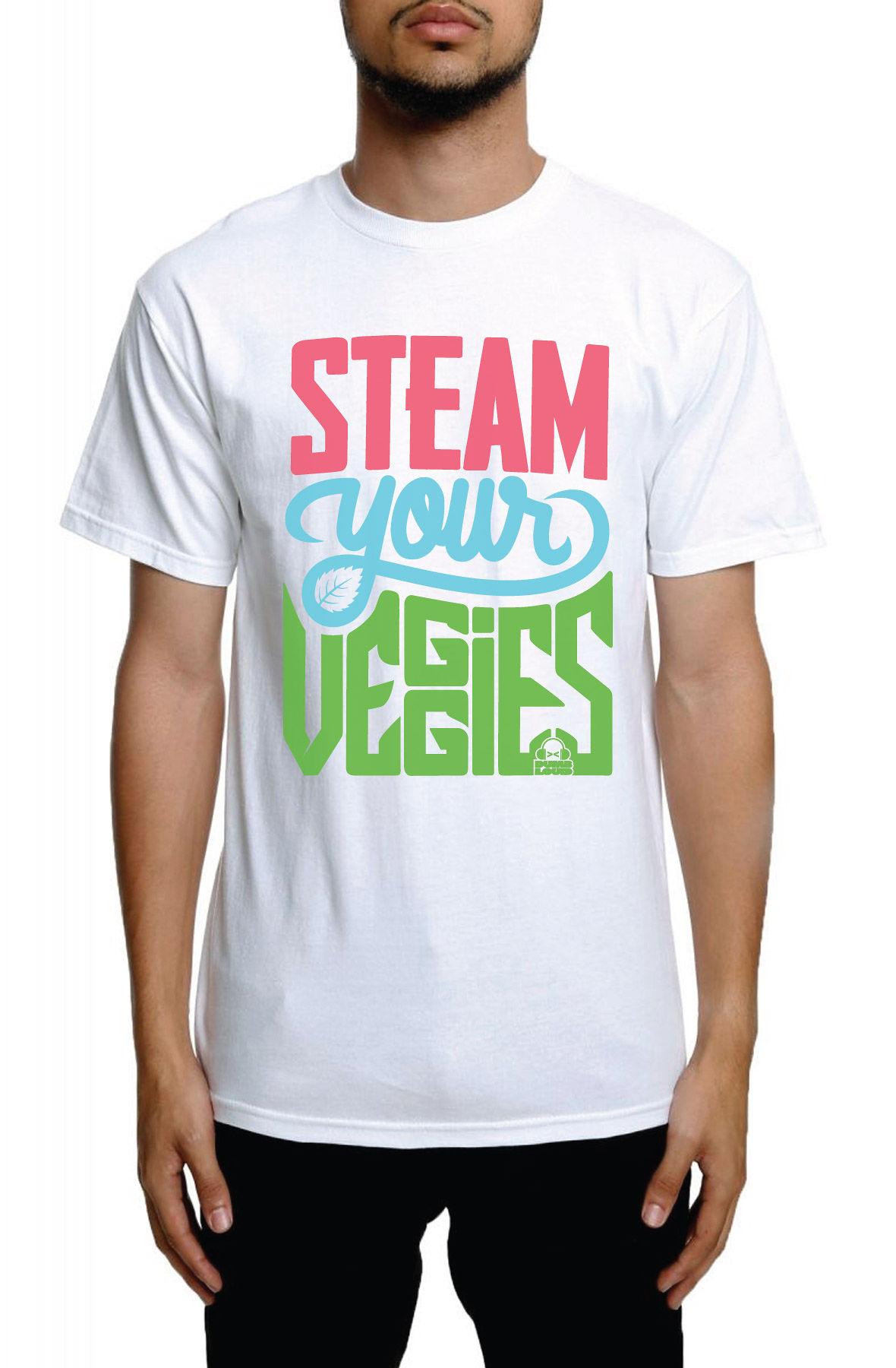 steam your veggies tee