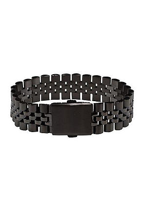 the band bracelet - noir