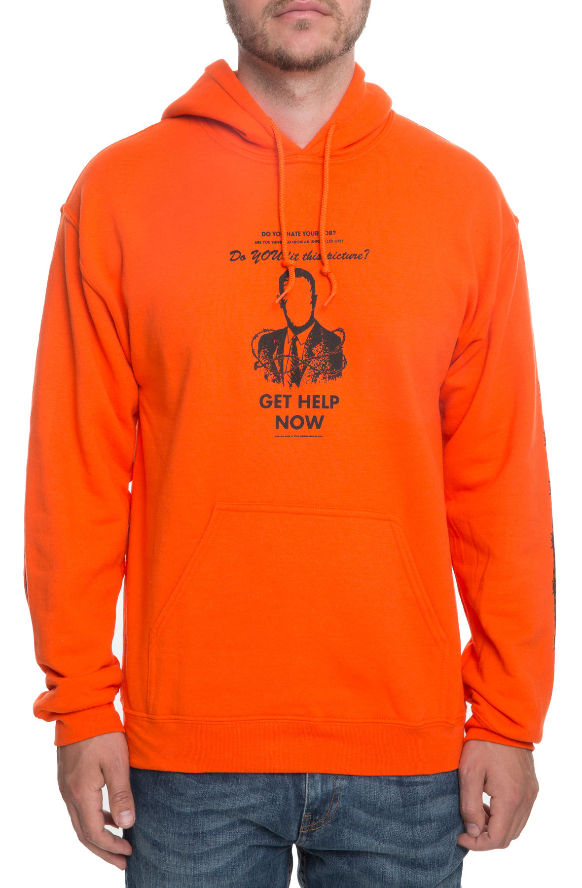The Get Help Now Hoodie