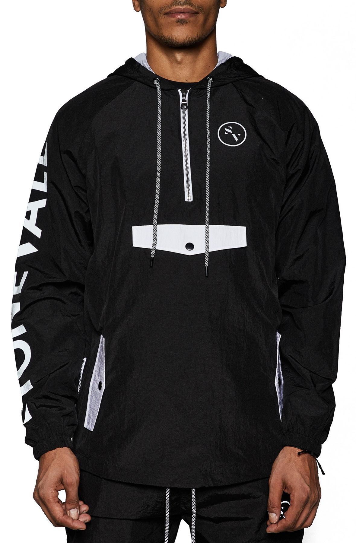 Image of Warm Up - Anorak Jacket