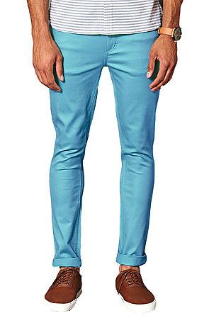 Image of Aqua Denim Jeans
