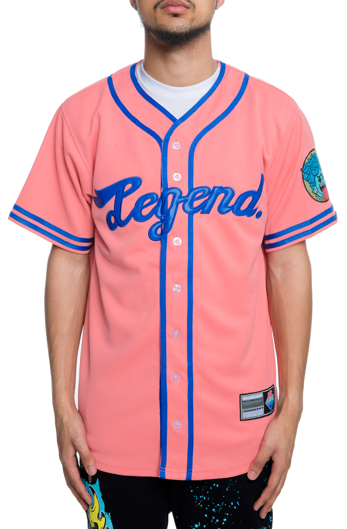 Image of The Legends Jersey in Pink