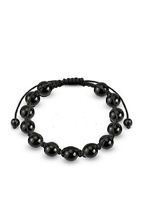 Image of The Black Metallic Bracelet