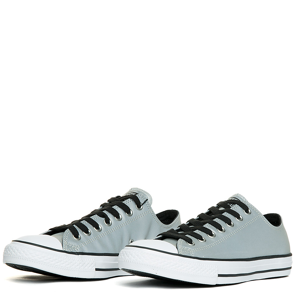 Image of METALLIC Junior's Chuck Taylor Ox Casual Sneaker