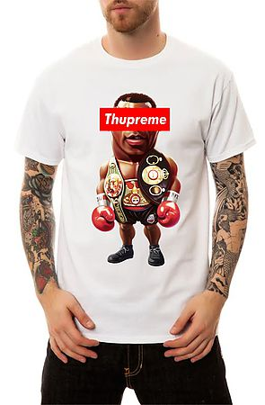 Image of The Thupreme T-Shirt in White