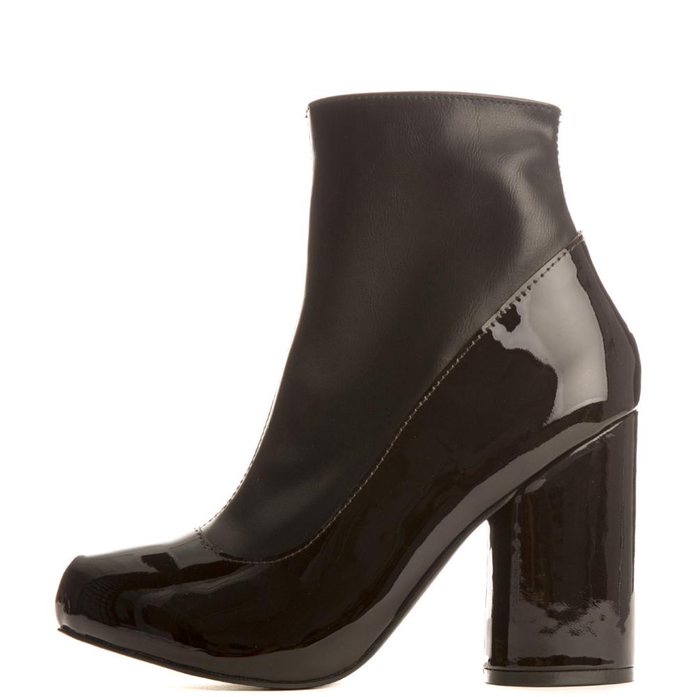 Jeffrey Campbell For Women: Sequel-2 Black Heel Booties