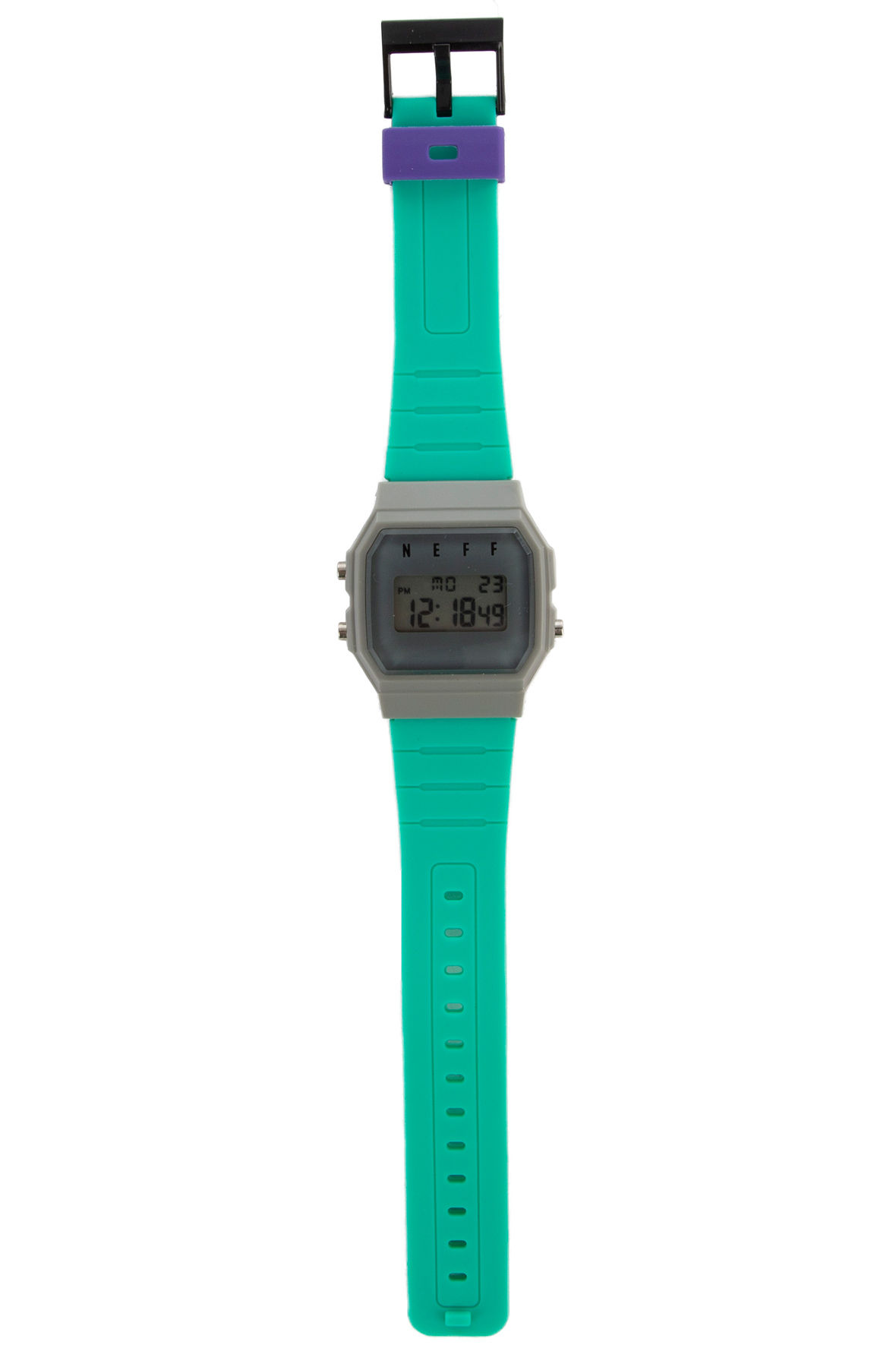 Image of The Flava XL Over sized Digital Watch In Teal