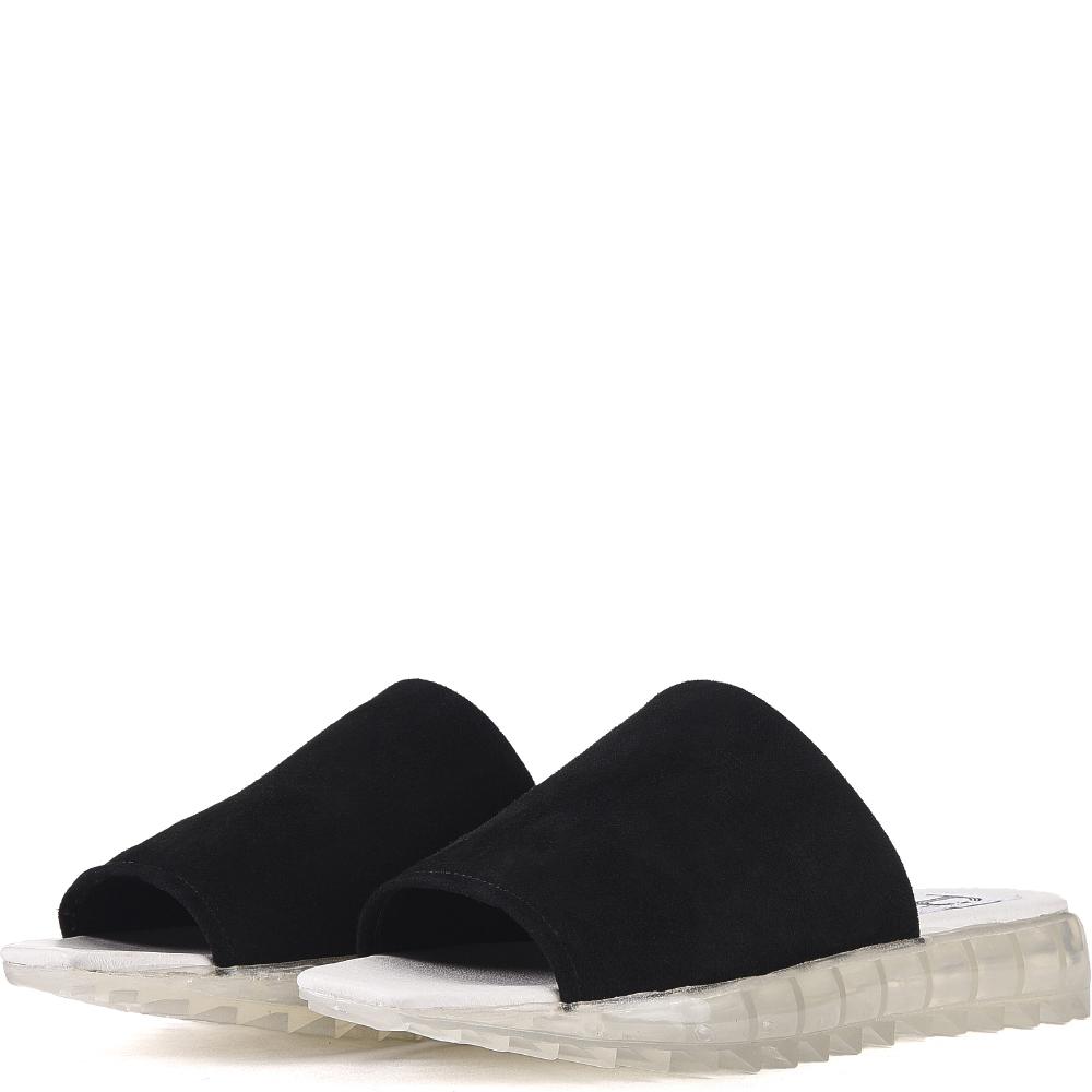 jeffrey campbell for women: cosima black sandals
