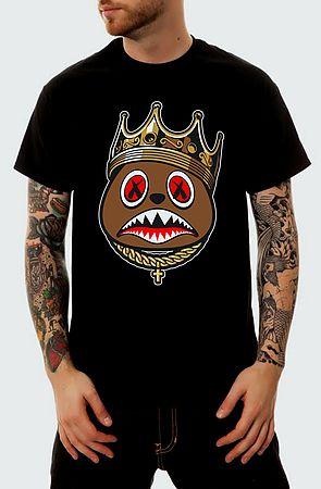Image of BAWS Biggie T-Shirt in Black