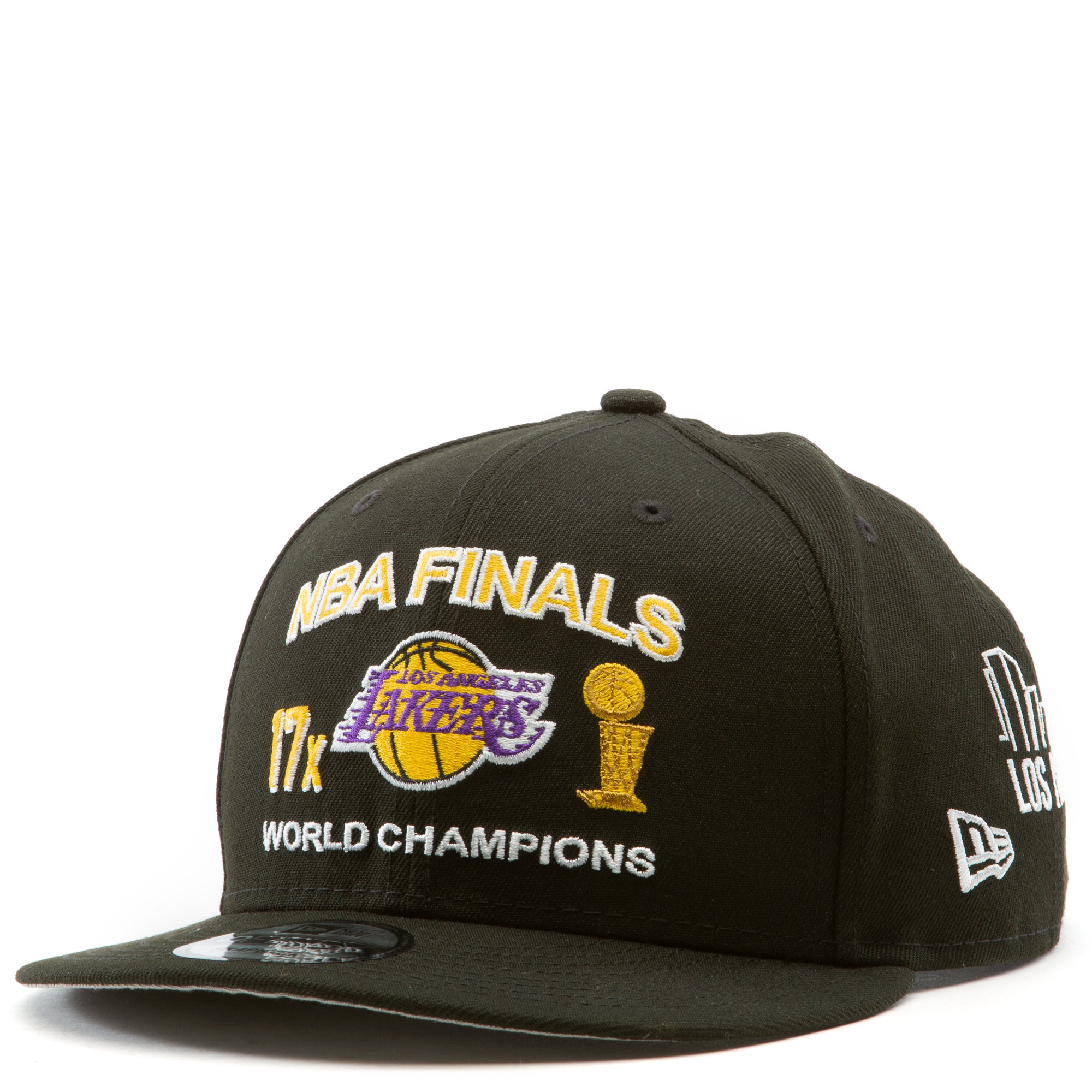 Los Angeles Lakers NBA Finals 9Fifty Snapback Hat