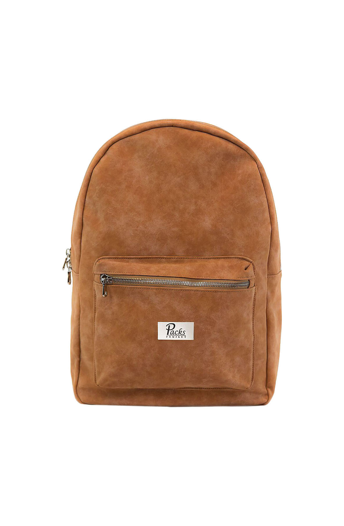 Image of Mason Backpack (Suede Brown)