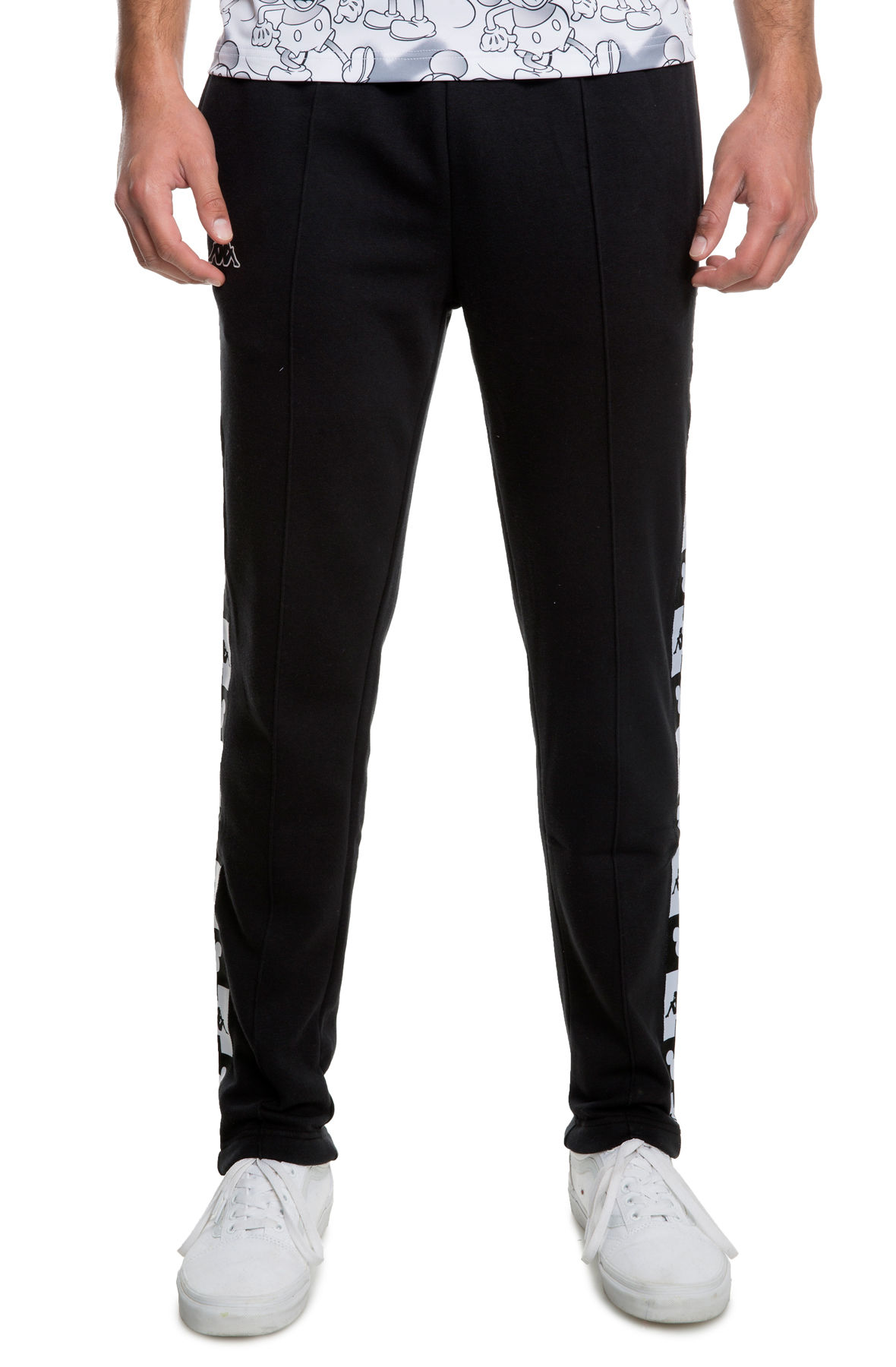 Image of The Authentic Alphonso Disney Pants in Black