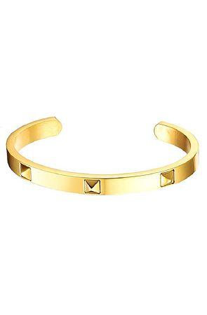 Image of The Mister Stud Cuff Bracelet - Gold