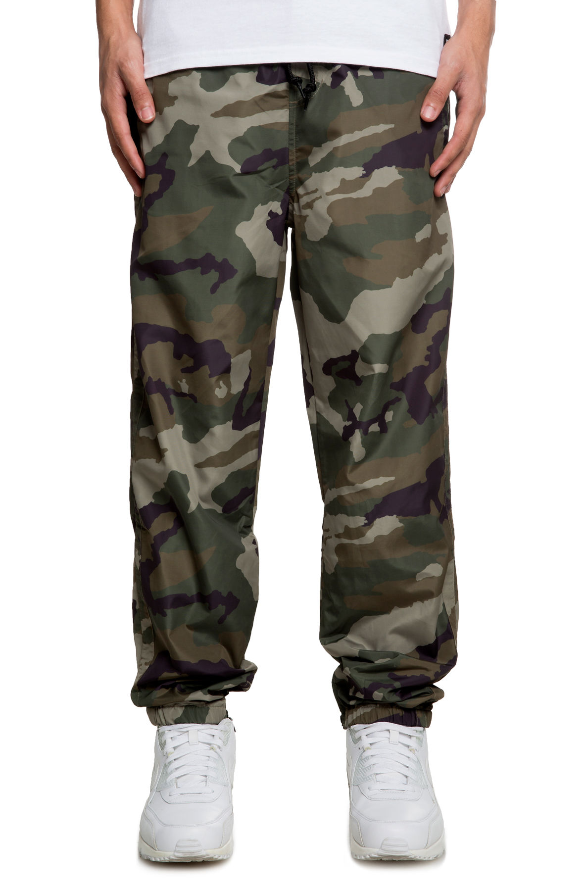 Image of The Relay Track Pants in Camo