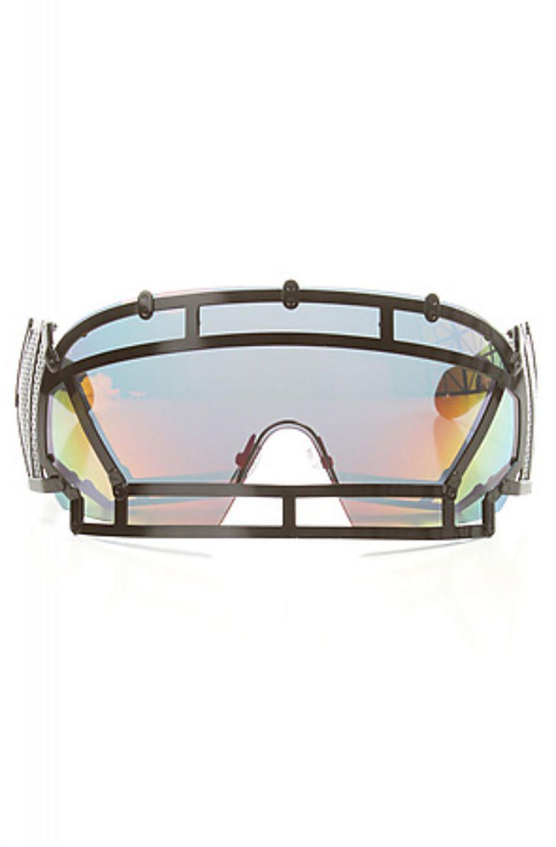 9210d18c762 ktz linda farrow sunglasses football helmet steel karmaloop