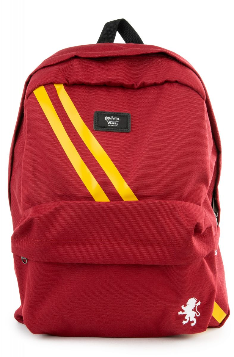 Vans x Harry Potter Gryffindor Old Skool II Backpack in Burgundy