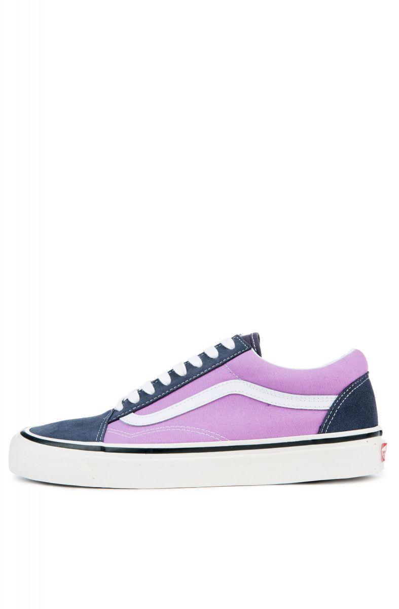 Vans Sneakers Men s Old Skool 36 DX in OG Navy and OG Lilac Purple a6900d3e1