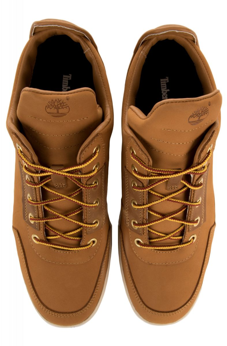 Amherst High Top Chukka Boot