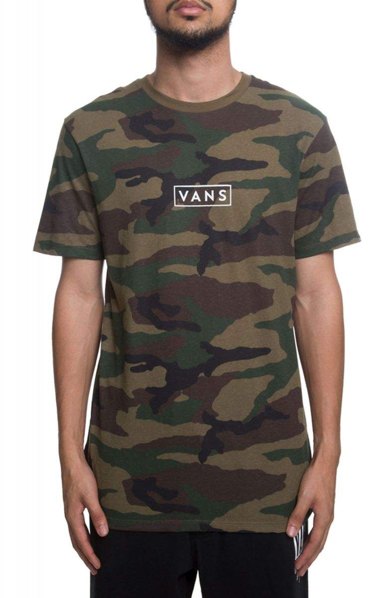 f6975b3ec6 The Full Patch Back Tee in Camo-White