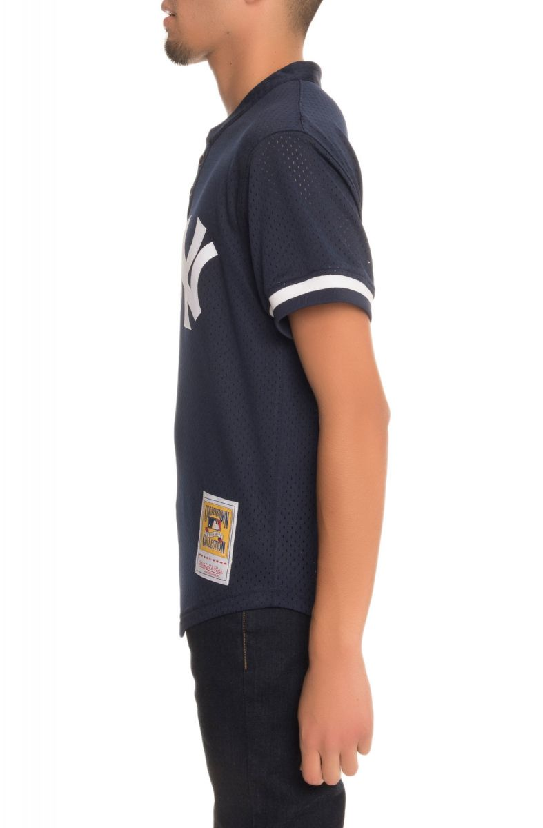 best loved d2e98 63eb1 The Authentic New York Yankees Practice Jersey