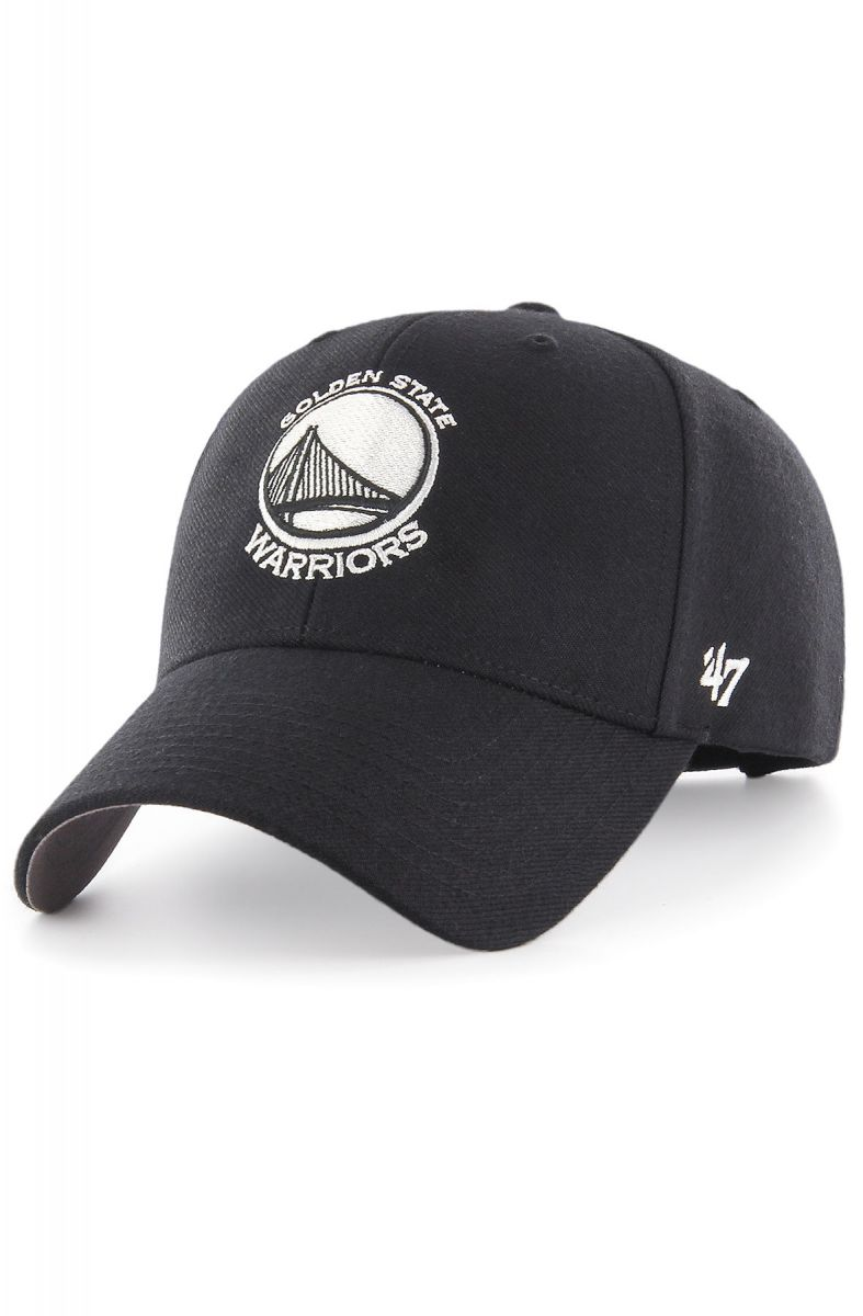 The San Francisco Golden State Warriors  47 MVP Hat in Black and ... eded5b673c1