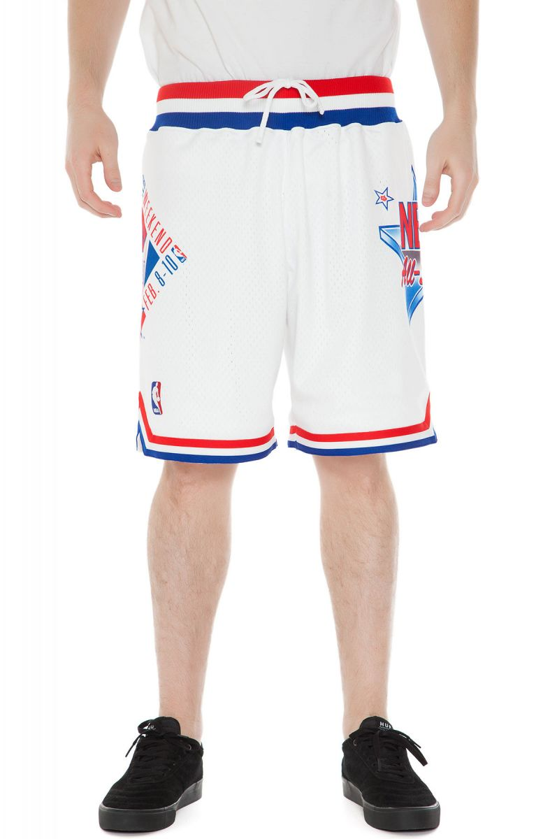 Mitchell   Ness Shorts NBA Authentic All Star White 954164d280