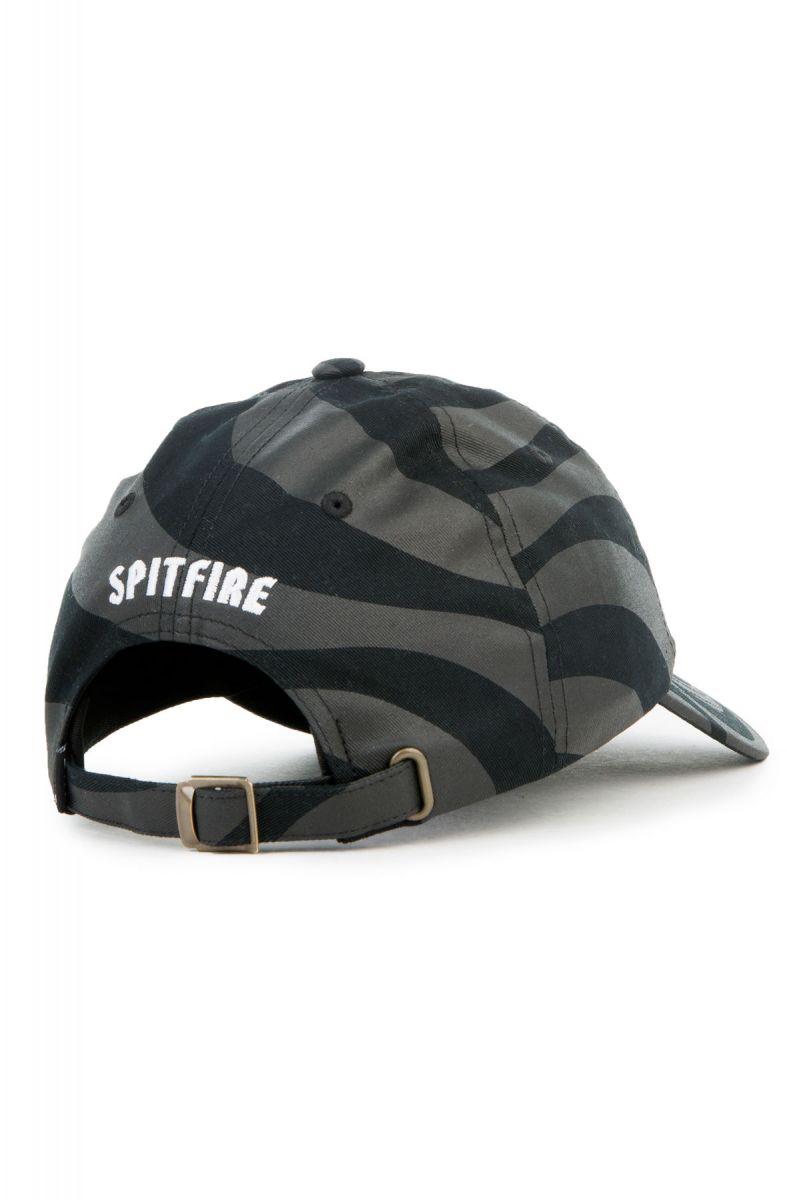 spitfire swirl cv hat black