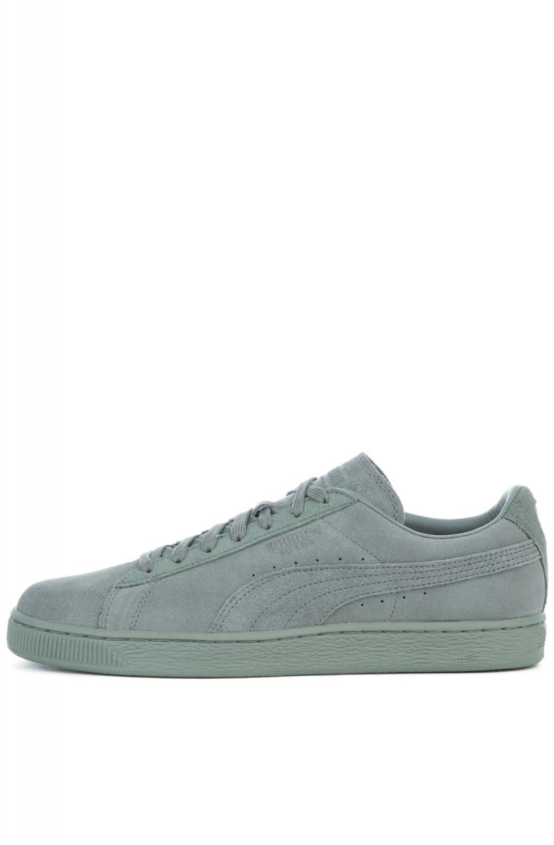 check out 0bd9e ee946 The Suede Classic Tonal Sneaker in Agave Green