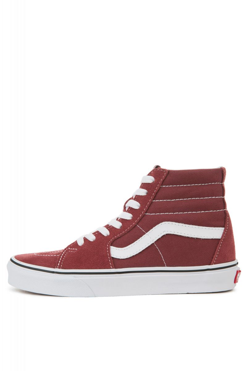 780c55d0925c The Women s Sk8-Hi in Apple Butter and True White
