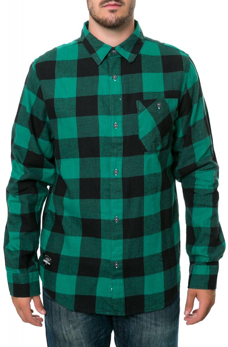 Fourstar Mens Ishod Flannel Shirt