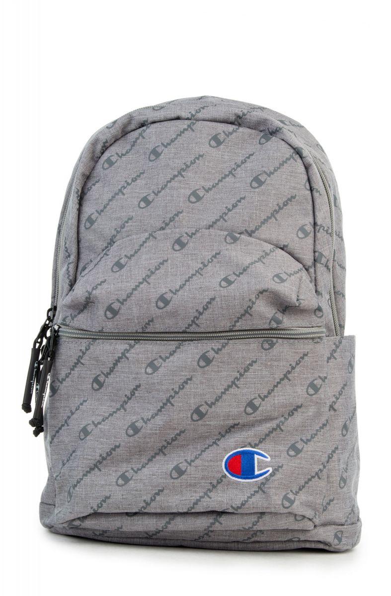 73d463d9b5 Champion Mini Supersize Cross-Over Backpack Grey