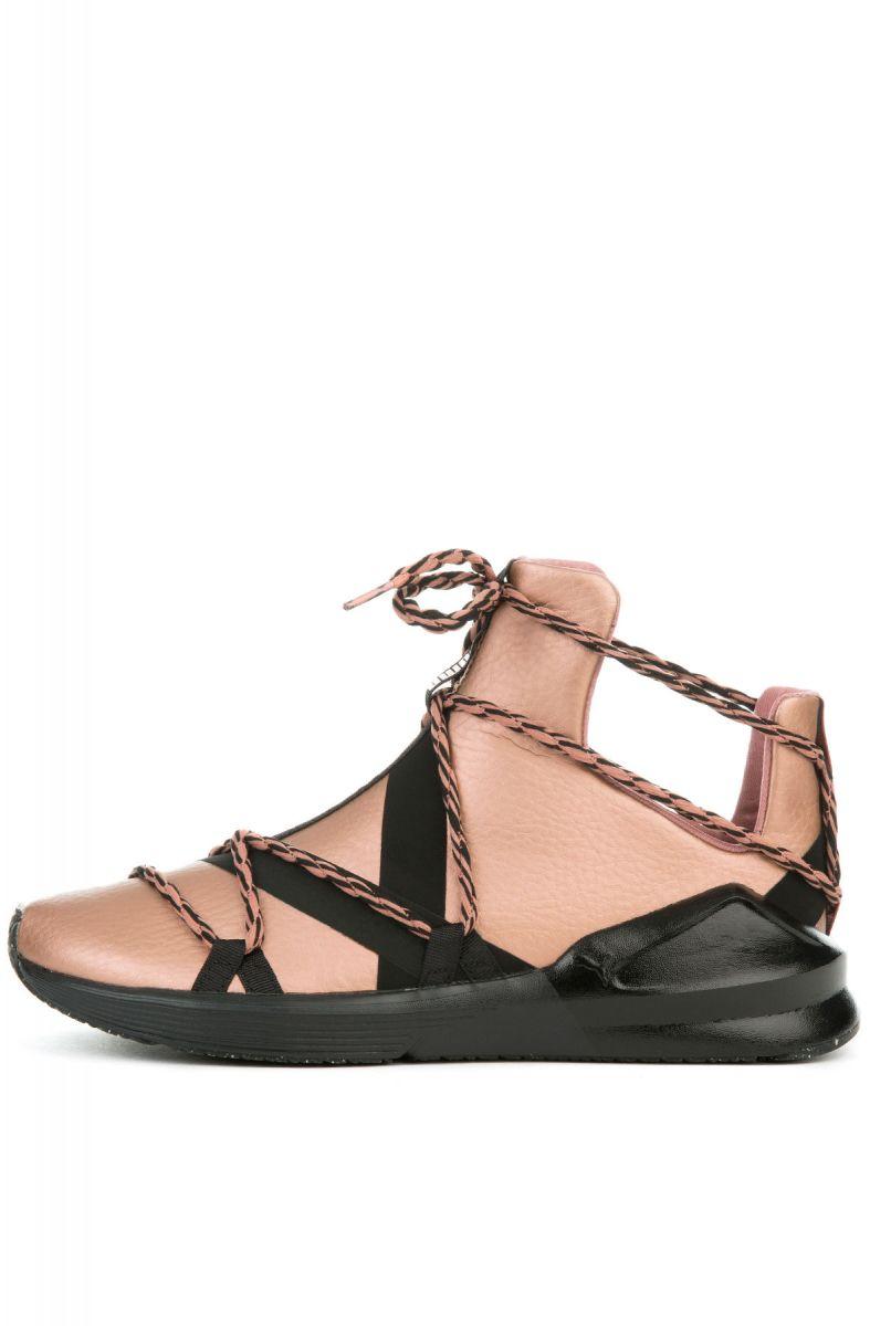 66a3f2fce9c4 Puma Sneaker Fierce Rope Cooper Copper Rose Black