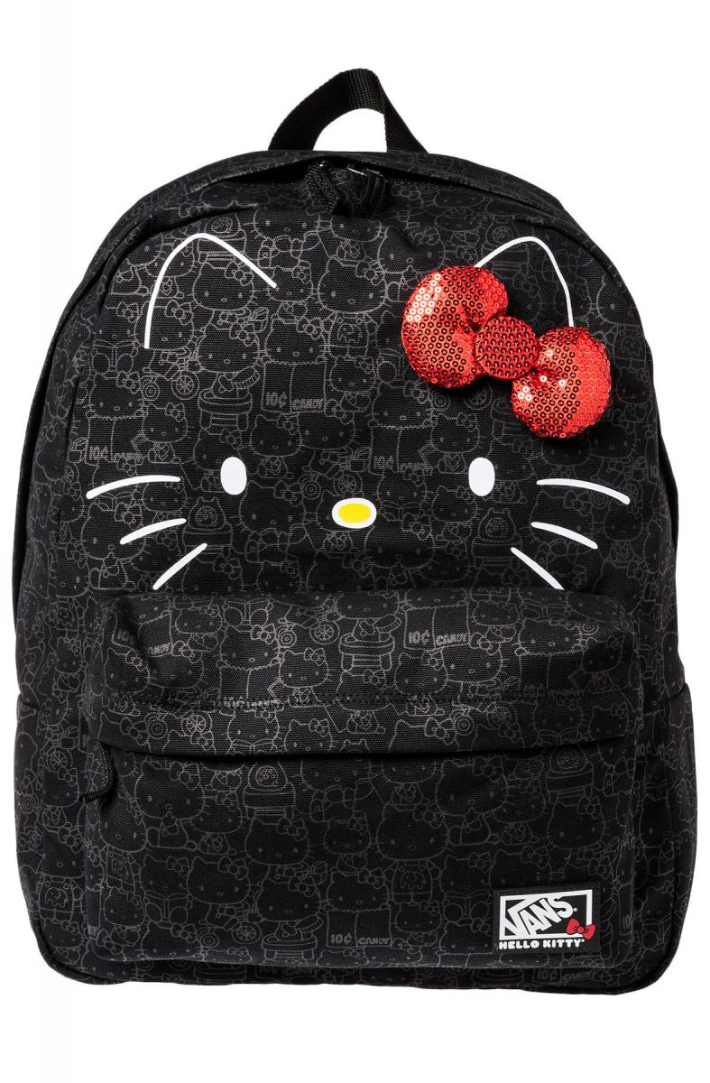e16a5e5f3 Vans x Hello Kitty Backpack The Blueprint in Black