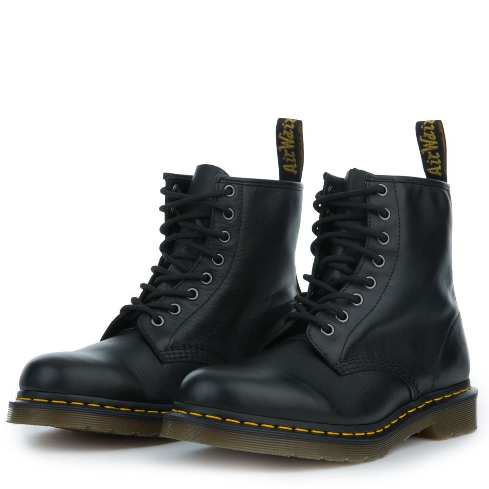 Dr. Martens for Men  1460 Nappa Leather Black Boots f660d76e1a9