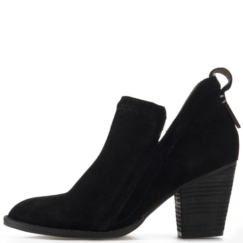 4c63a4113fcca Jeffrey Campbell for Women  Burman-2 Black Heel Booties