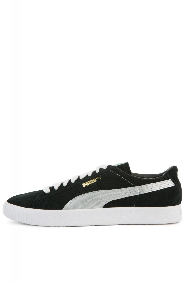 big sale 66bd2 2a3af The Suede 90681S in Puma Black and Silver