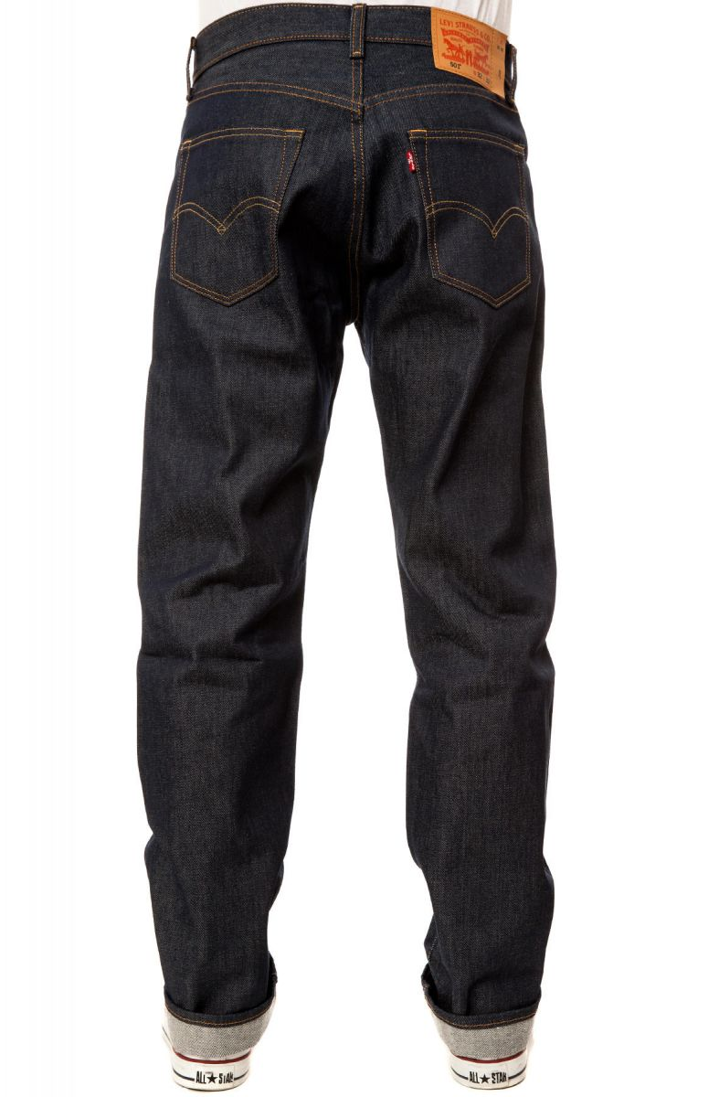 3ee493c8786 Levis Jeans The 501 Original Fit in Rigid