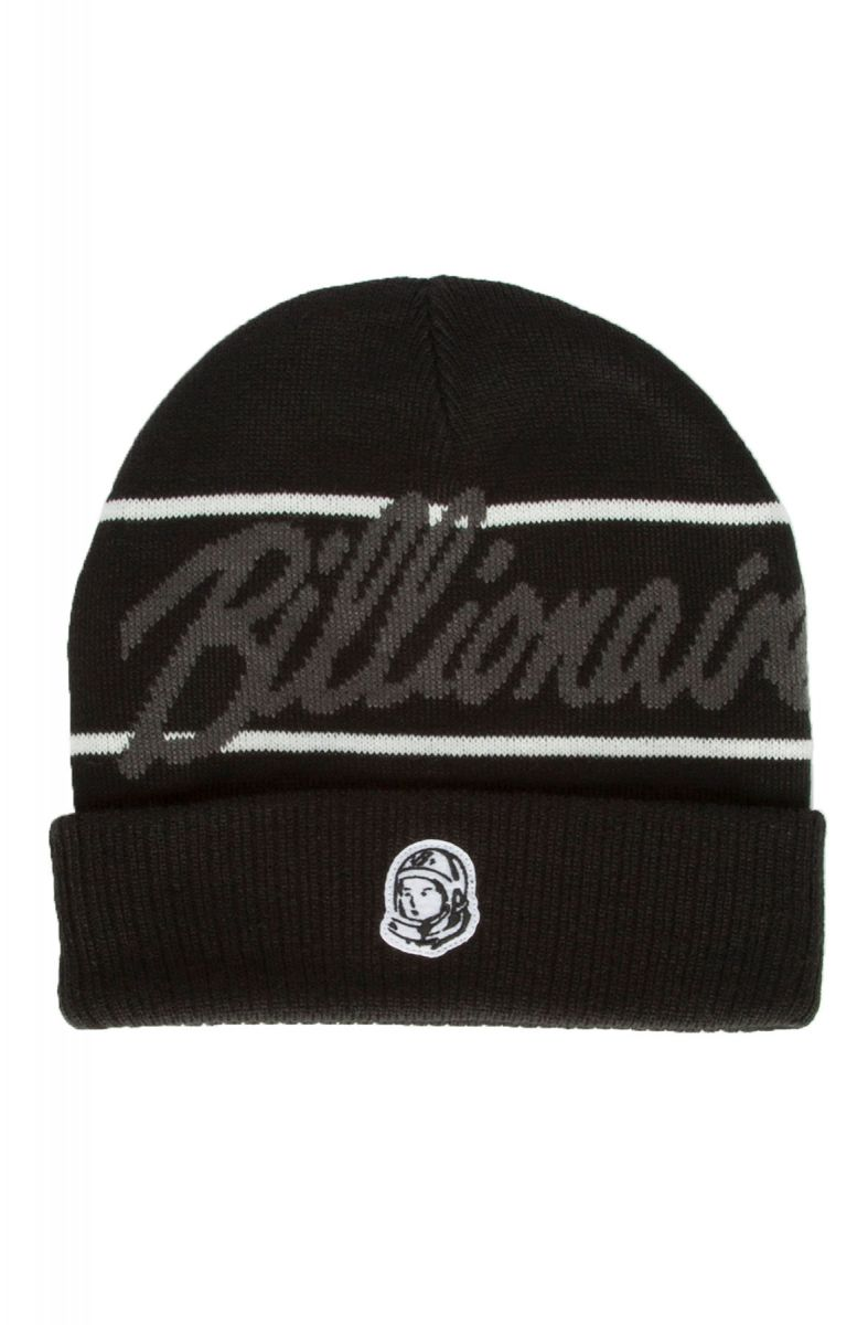 3e56ed3d8b0e7 Billionaire Boys Club Hat Topper Black