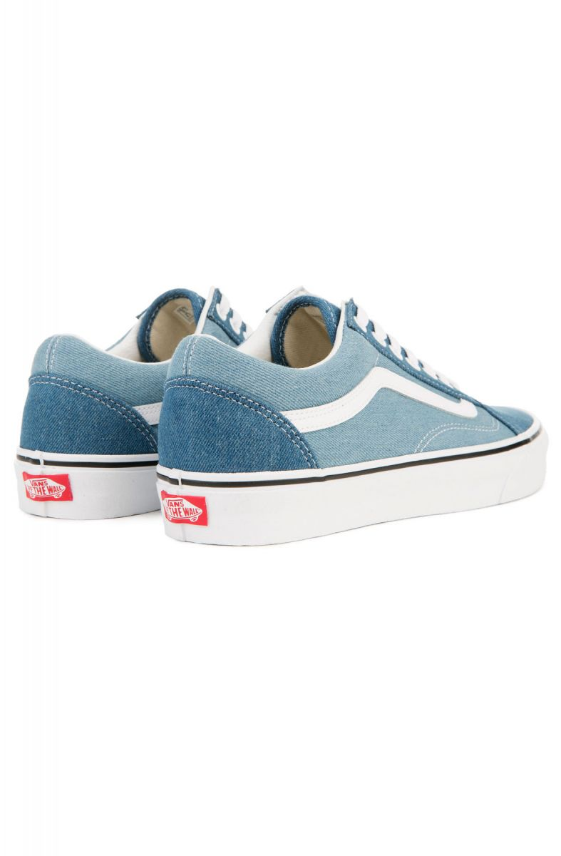 ad8b970d1e Vans Sneaker Men s Old Skool 2-Tone Denim Blue