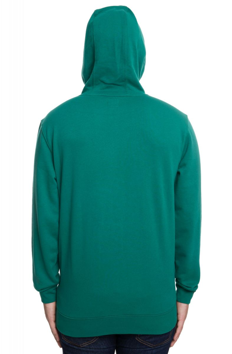 5bbb864b33 The Easy Box Pullover Hoodie in Evergreen