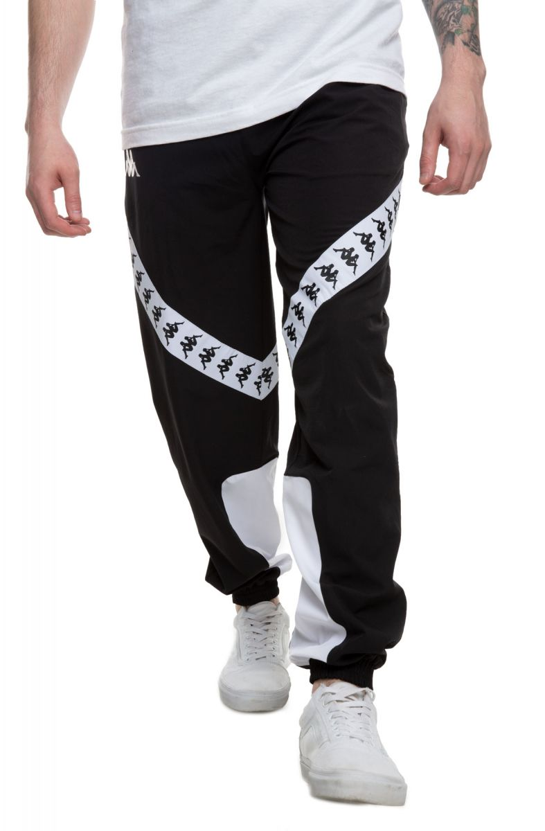1ecea0ec95 222 Banda Balmar Track Pants in Black