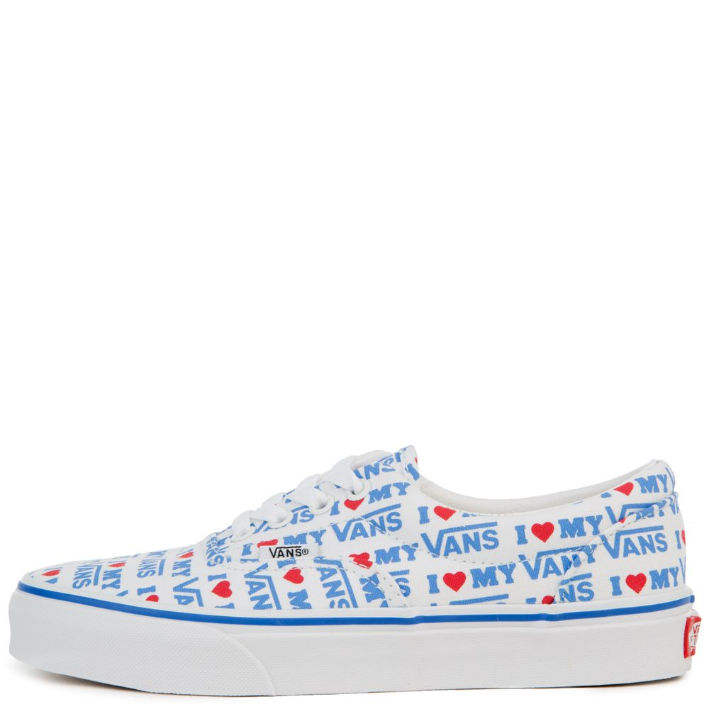 cc9217df430e Related Products. Vans The Women s Checkerboard Slide-On in White and Black