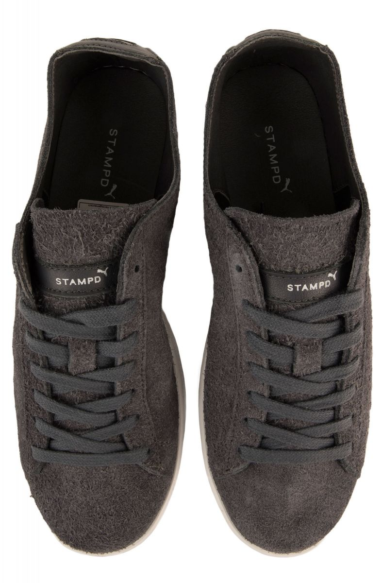 ... The Puma x Stampd States Sneaker in Asphalt and Puma White ... c074a2eae