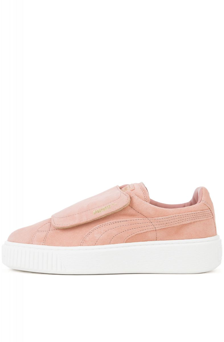 puma suede cameo brown