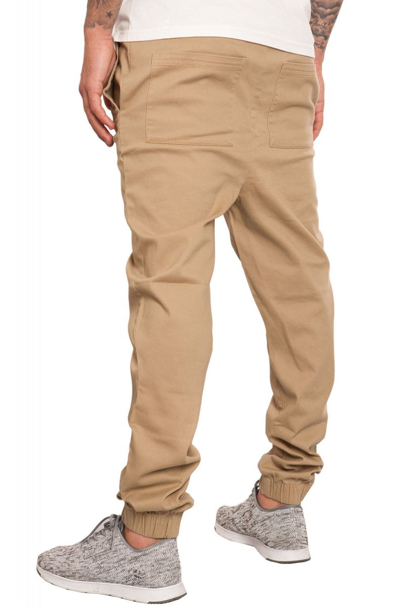 Slim fit jogger pants, slightly tapered legs with elasticized cuffs. YUNY Mens Outdoor Harem Running Jogger Bottom Pants. by YUNY. $ - $ $ 8 $ 12 FREE Shipping on eligible orders. out of 5 stars Product Features Mens Drop Crotch Joggers Pants, Chino Khakis Trousers. Previous Page 1 2 3 20 Next Page.