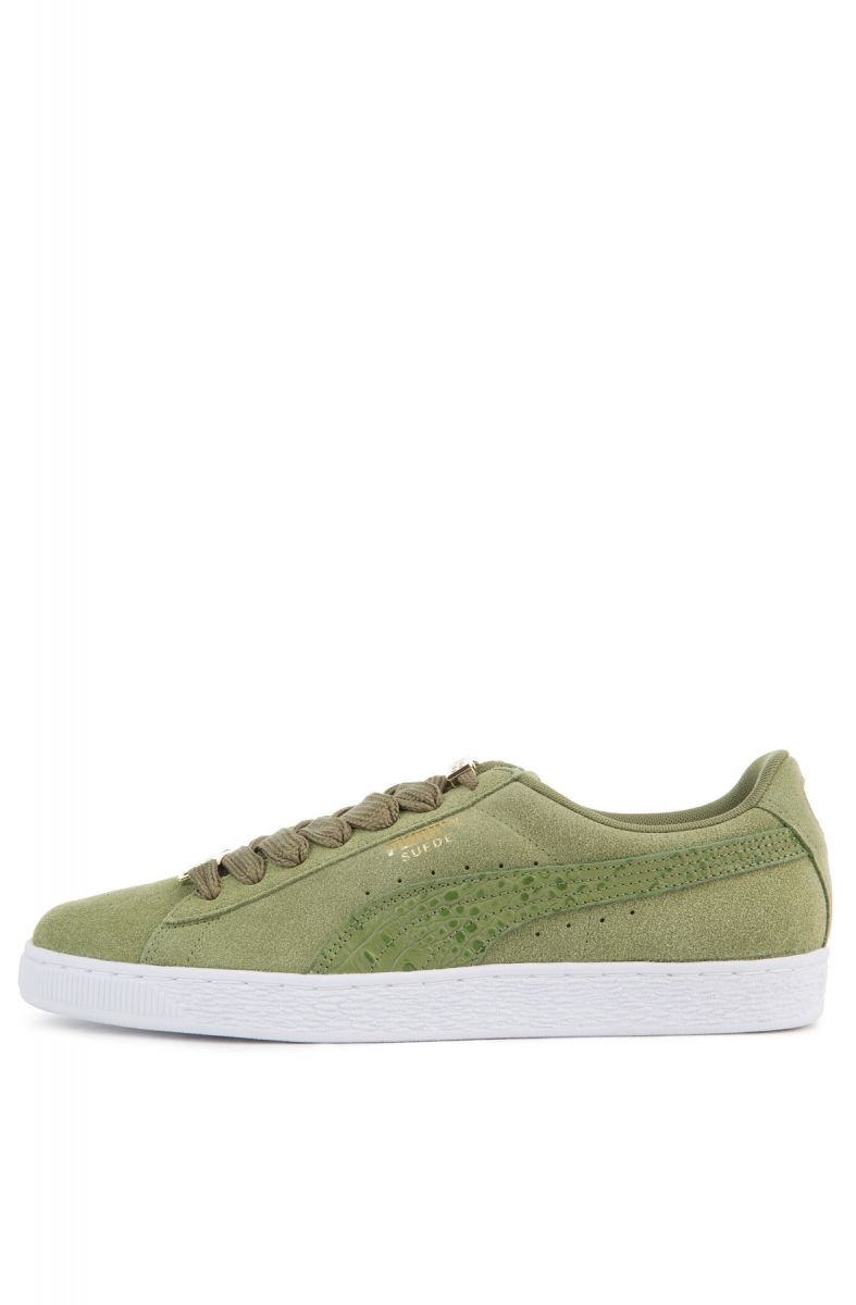 purchase cheap 94b02 e1bf9 The Suede Classic B-Boy Fabulous in Capulet Olive