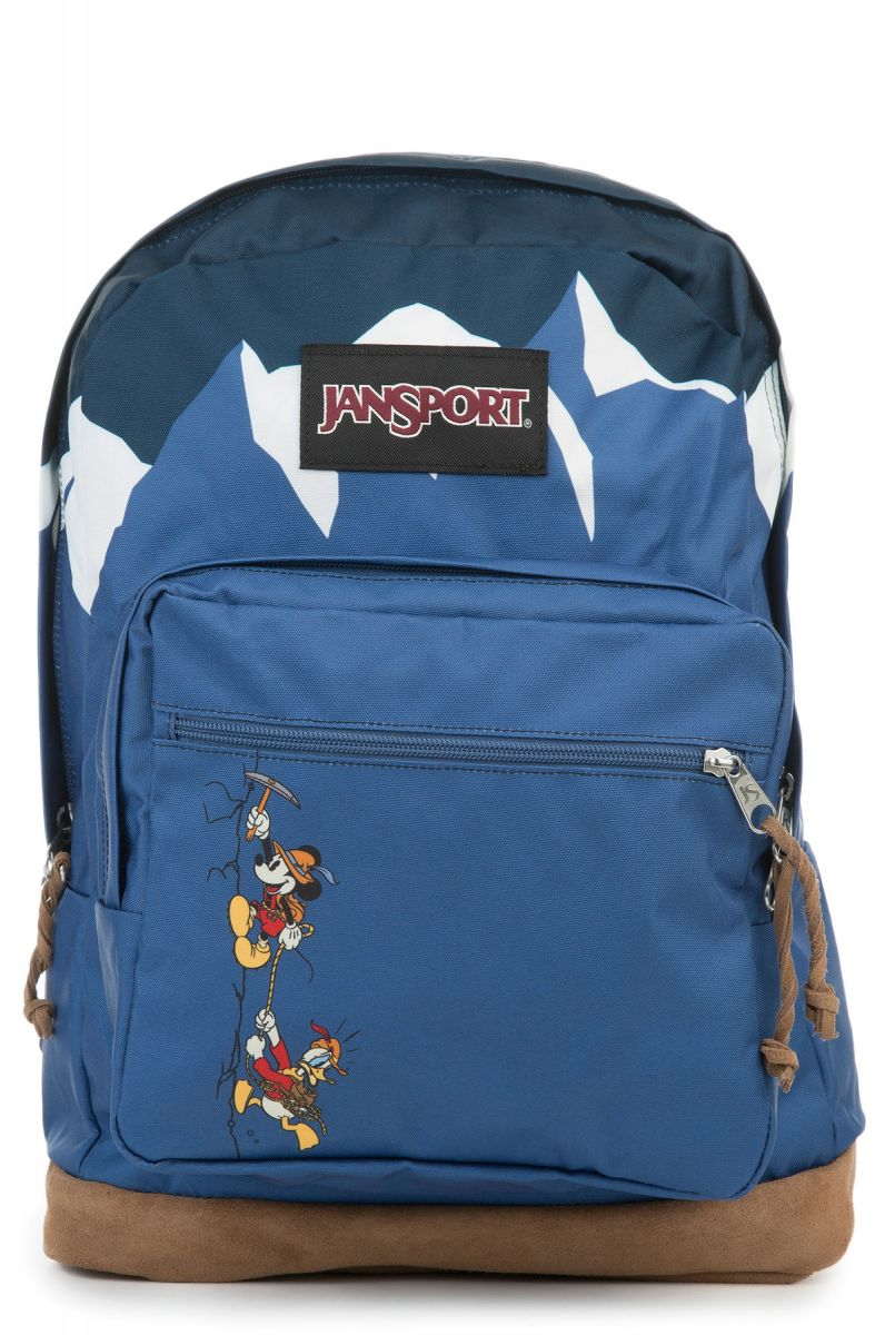The Jansport x Disney Alpine Take a Hike Right Pack Backpack